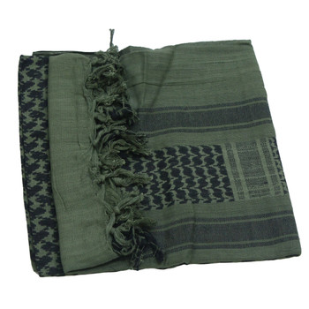 Camcon Shemagh - Olive/Black, UPC :846271000000