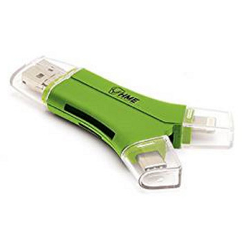 HME 4:1 Card Reader, UPC :888151017760