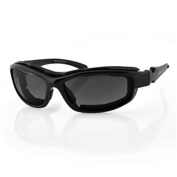 Bobster Road Hog II Convertible Black Frame 4 Lenses, UPC :642608016900