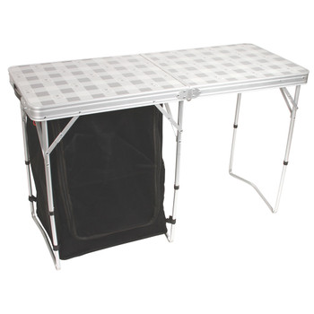 Coleman Store More Cupboard Table 17in x 18.8in x 29.3in., UPC : 076501159400