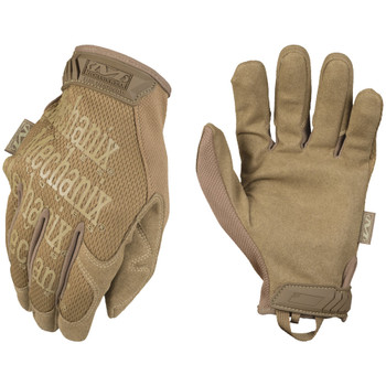 Mechanix The Original Glove Coyote Tan Small, UPC :781513611920