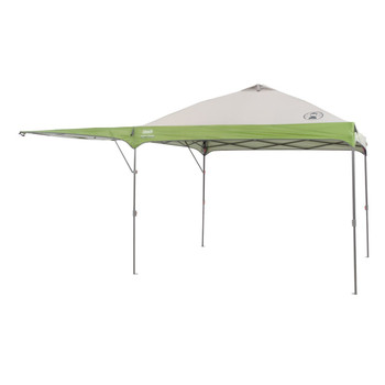 Coleman 10X10.6 Shelter with Swingwall, UPC : 076501084870