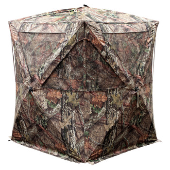 Primos Club Ground Blind-MO Country-48in x 48in x 65in, UPC : 010135651060