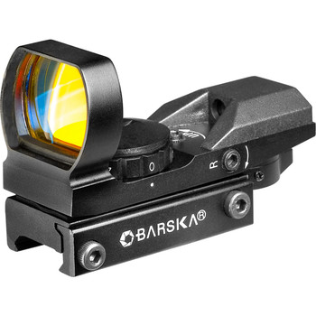 Barska 1X22X33 Multi Reticle Sight AC11704, UPC :790272982950