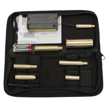 AimSHOT KT-Rifle Laser Bore Sight Kit for Major Calibers, UPC :669256223900