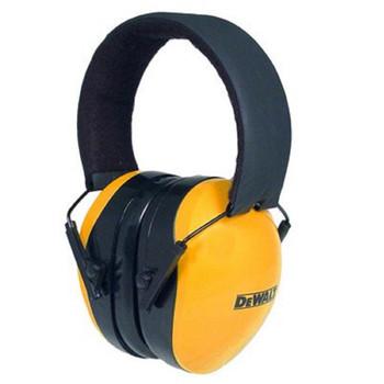 DeWalt Lightweight Folding Earmuff NRR 29dB, UPC :674326217390