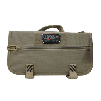 G.P.S. Tactical Magazine Storage Case Tan, UPC :819763010160