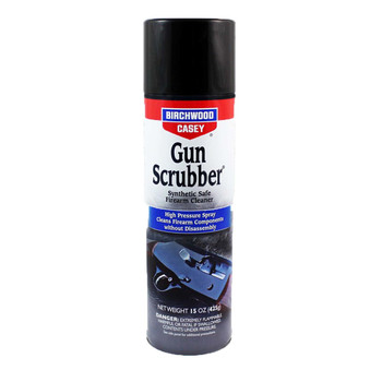 Birchwood Casey Gun Scrubber Firearms Cleaner 15 oz Aerosol, UPC : 029057333480