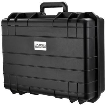 Barska Loaded Gear HD-400 Hard Case - Large Black, UPC :790272983810