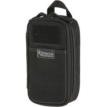 Maxpedition Skinny Pocket Organizer Black, UPC :846909017950