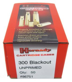 300 AAC BO Unprimed Brass, UPC : 090255867510