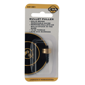CVA Black Powder Bullet Puller 50 Caliber, UPC : 043125114610