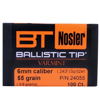 6mm 55gr Ballistic Tip (100 ct), UPC : 054041240550