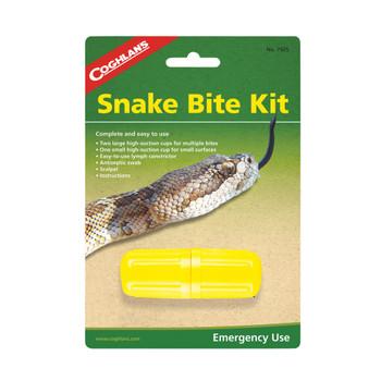 Coghlan's Snake Bite Kit Yellow, UPC : 056389079250