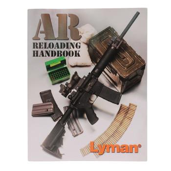 """Lyman """"AR Reloading Handbook"""" Reloading Manual, UPC : 011516960450"""