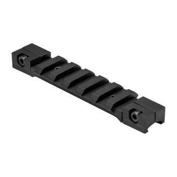 "3/8"" Dovetail To Pica. Rail Adptr/Short, UPC :848754002310"