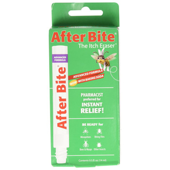 After Bite New and Improved Insect Bite Treatment Stick .5 oz, UPC : 044224610300