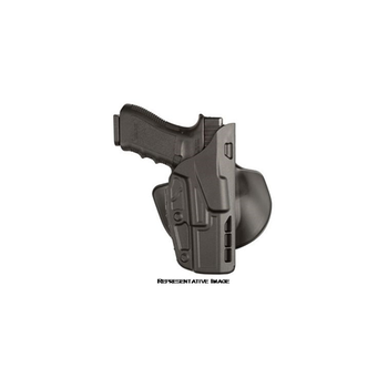 7378 ALS Open Top Concealment Paddle Holster, UPC :781607371020