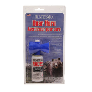 Frontiersman Bear Horn, UPC : 023063955100