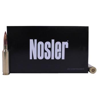 Nosler BT Ammunition 6.5 Creedmoor 140 Grain Ballistic Tip Box of 20, UPC : 054041400640