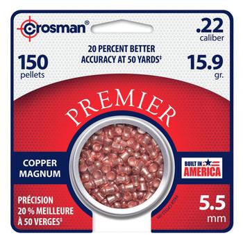CopperMagPrmrDomedPellet .22 14.gr /150, UPC : 028478148970