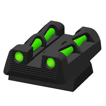 CZ LITEWAVE Rear Sight red, green  black, UPC :613485589320