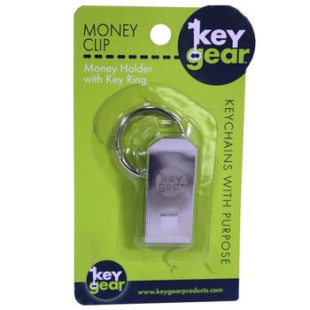 Money Clip, Silver, UPC :811747023890