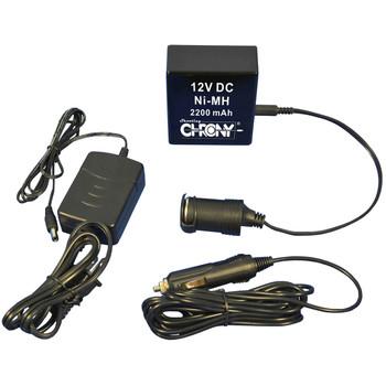 NiMH-BATTERY PACK(Chrony LED Light)(#111), UPC :BATTPACK0000
