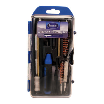 17 Piece .308/7.62AR Rifle Cleaning Kit, UPC :761903381770