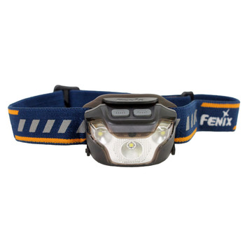 Fenix HL26R Headlamp LED with Rechargeable 1600 mAh Li-Polymer Battery Aluminum and Polymer Black, UPC :6942870304540