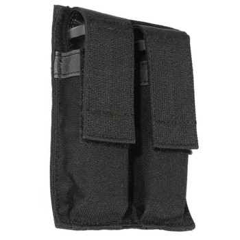 Double Pistol Mag Pouch - Hook, UPC :648018126710
