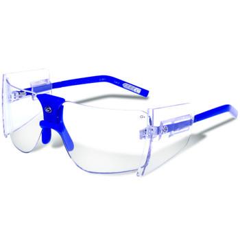 85S CLEAR LENS BLUE FRAME, UPC :887661810830