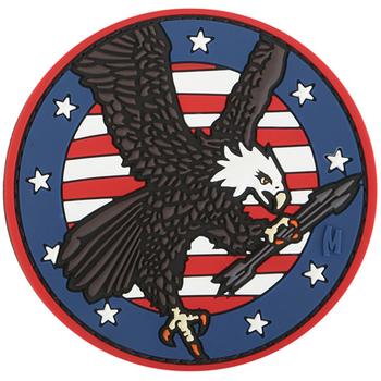 American Eagle 3.05  x 3.05  (Full Color), UPC :846909018780