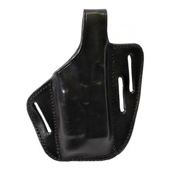 3-Slot Pancake Holster for Full Size w/ Rail Light, UPC :639302038970
