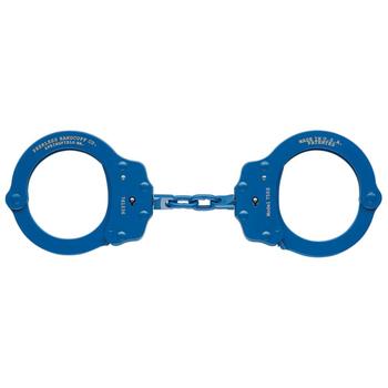 750CN Chain Handcuff, Navy, UPC :817086010850