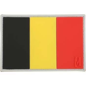 Belgium Flag Patch, UPC :846909011620