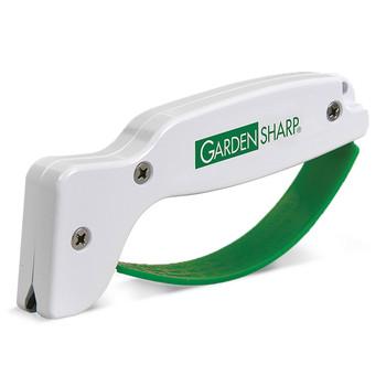 AccuSharp GardenSharp,Tool Sharpener, White 006C, UPC : 015896000065