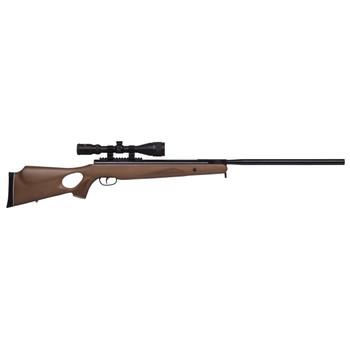 Benjamin Sheridan Trail NP XL1500, Air Rifle, .177 Pellet, Brown Finish, Wood Stock, Break Barrel, with 3-9x40 Scope, Single Shot, 1500 Feet Per Second BT1500WNP, UPC : 028478132245