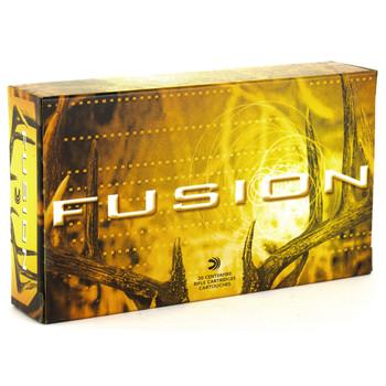 Federal Fusion, 270 Win, 150 Grain, Boat Tail, 20 Round Box F270FS2, UPC : 029465097875
