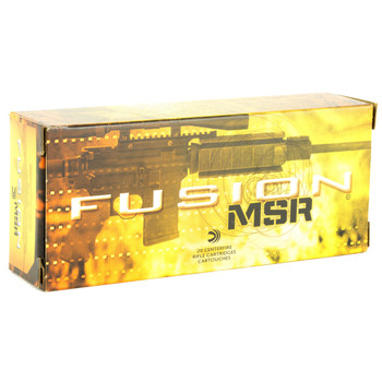 Federal Fusion, 6.8SPC, 115 Grain, Soft Point, 20 Round Box F68MSR1, UPC : 029465064075