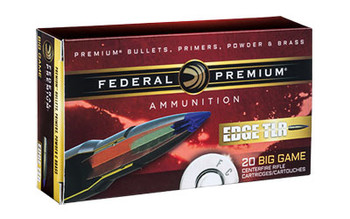 Federal Edge TLR, 308 Winchester, 175 Grain, 20 Round Box P308ETLR175, UPC :604544624205