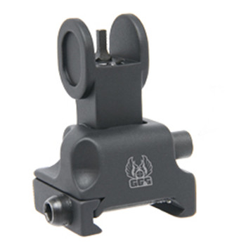 GG&G, Inc. Flip-up Front Sight, Fits Tactical Forearms, Black Finish GGG-1033, UPC :813157005275