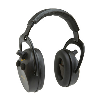 Allen Axion Electronic Lo-Profile Shooting Muff, Black Finish, NRR 25 2230, UPC : 026509022305