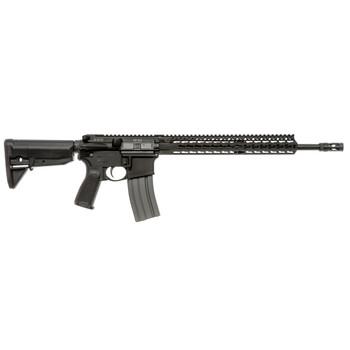 """Bravo Company Recce 16 KMR-A Carbine, Semi-automatic Rifle, 223 Rem/556NATO, 16"""" Barrel, 1:7 Twist, Black Finish, BCMGUNFIGHTER Mod 0 Stock, BCMGUNFIGHTER Mod 3 Pistol Grip, 30Rd, KMR Alpha 15"""" Handguard, BCMGUNFIGHTER Mod 0 Compensator 750-790, UPC"""