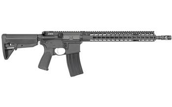 "Bravo Company Recce 14 KMR-A Carbine, Semi-automatic Rifle, 223 Rem/556NATO, 16"" (14.5"" with Pinned Brake), Black Finish, BCM Mod 0 Stock, BCM Mod 3 Pistol Grip, 30Rd, KMR Alpha 13"" Handguard, BCM Mod 1 Compensator, BCM Mod 4 Charging Handle, PNT Tri"