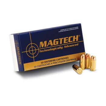 Magtech Sport Shooting, 32 S&W, 85 Grain, Lead Round Nose, 50 Round Box 32SWA, UPC :754908164615