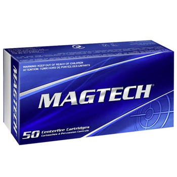 Magtech Sport Shooting, 38 Special, 125 Grain, Jacketed Soft Point, 50 Round Box 38D, UPC :754908108015