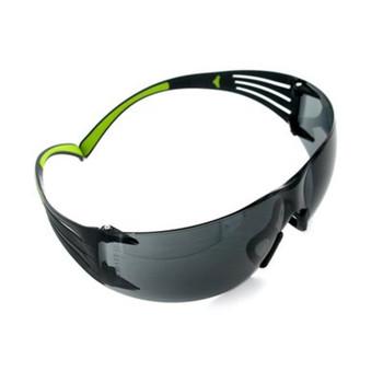 3M/Peltor SecureFit 400, Anti-fog Glasses, Lightweight, Gray, Safety Eyewear SF400-PG-8, UPC : 051141995175