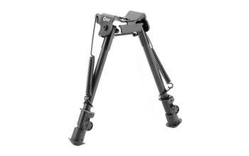 "Caldwell Bipod, XLA, MLOK/Keymod Compatible, 9""-13"" Height, Black Finish 1081951, UPC :661120413035"