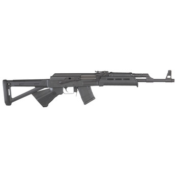 "Century Arms C39v2, Semi-automatic Rifle, 7.69X39, 16.5"" Barrel, 1:10 Twist, Magpul MOE Furniture, Black Finish,Milled Receiver, Side Scope Mount, 1 10Rd Magazine, Calfornia Compliant RI2399CC-N, UPC :787450446175"